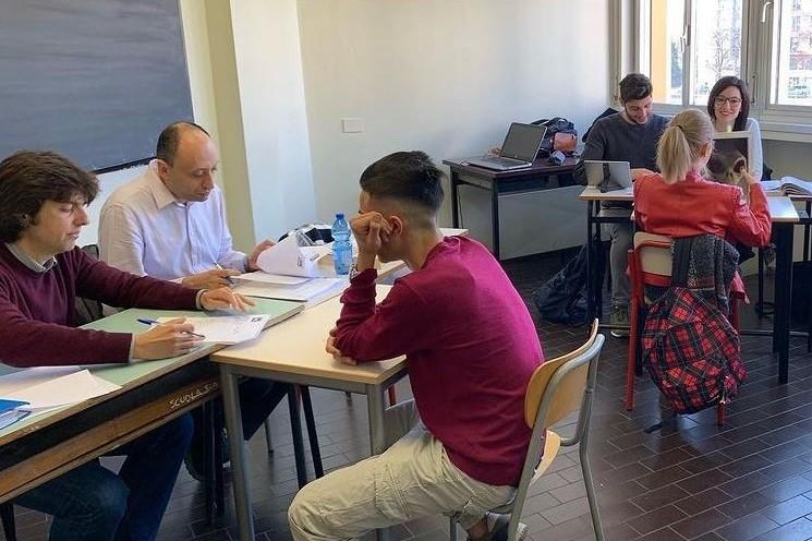 Scuola superiore a Lodi e San Giuliano Milanese
